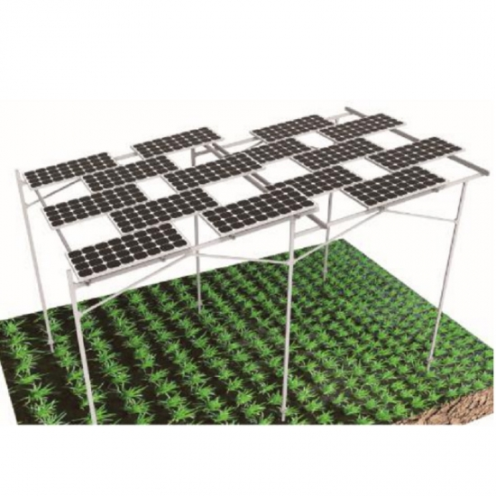 ground solar mount